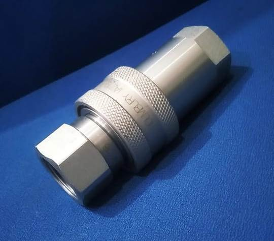QUICK RELEASE COUPLING (450 KG CYLINDER)